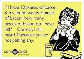 bacon maths