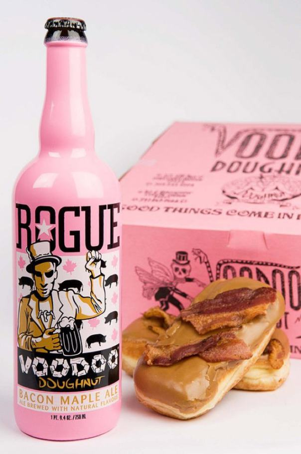 bacon maple donut beer?!?!