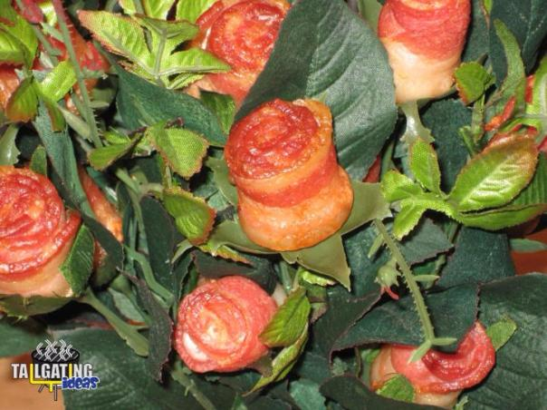 bacontines day roses