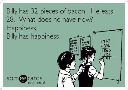 baconness