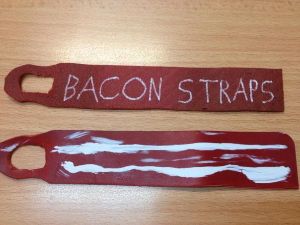 bacon straps