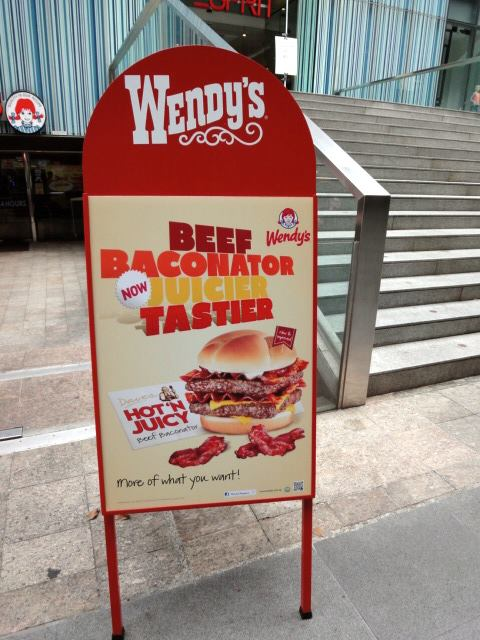 wendys beef baconator