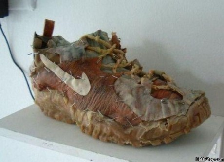 nike, just bacon