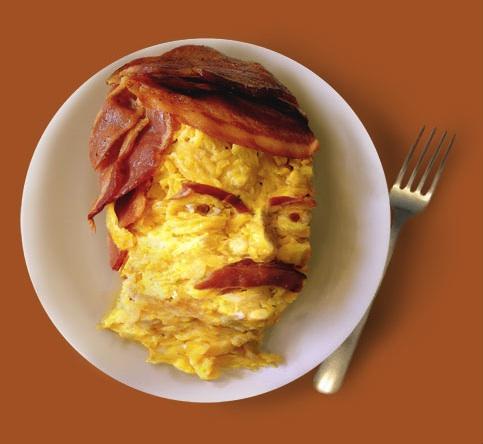 swanson & eggs